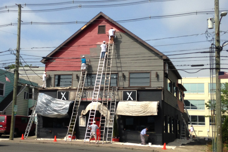 Bill Schiebe Painting Commercial Painting Services