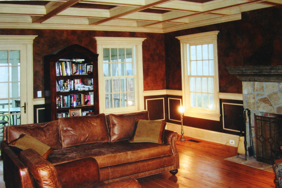 Bill Schiebe Painting Faux Finish Services
